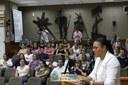 Em audiência, Governo Municipal reafirma compromisso com redução de jornada da enfermagem