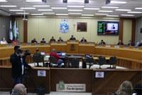 Emenda ao projeto sobre crédito de R$ 5 milhões para asfalto recebeu pedido de análise