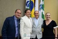 Empresário Vilmar Andreola é o mais novo Cidadão Honorário de Foz do Iguaçu