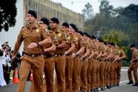 Escola de formação da Polícia Militar deverá ser implantada em Foz do Iguaçu