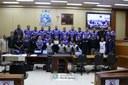 Foz Futebol Clube recebe Moção de Aplauso na Câmara Municipal