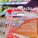 Higienização de carrinhos e cestas em supermercados agora é lei!
