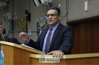 Jeferson Brayner reforça reivindicação por reformas e melhorias no Centro da Juventude