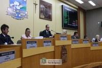 Justiça rejeita ação popular que questionava eleição da Mesa Diretora da Câmara de Foz