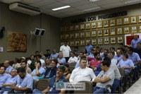 Legislativo aprova adequação de salário base para categorias e reposição inflacionária