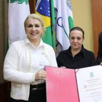Legislativo lamenta falecimento de Didi Bernardi Vieira, cidadã Benemérita de Foz do Iguaçu