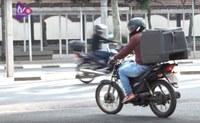 Lei que facilita condições para profissionais do motofrete já está em vigor