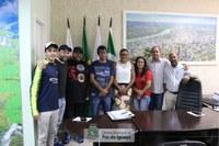 Liga Iguaçuense de artes marciais reivindica construção de ginásio