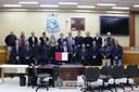 Mozart Fuchs recebe Título de Cidadão Benemérito de Foz do Iguaçu