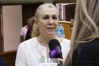 Nanci propõe instalar em Foz projeto de prevenção à violência contra a mulher