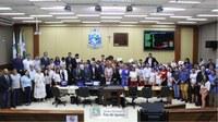 Núcleo Criança de Valor recebe moção de aplauso na Câmara Municipal