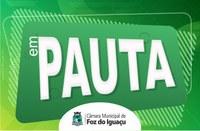 Pauta Sessão Extraordinária, 19 de julho de 2020, domingo, a partir das 10h00