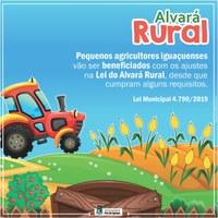 Pequenos agricultores de Foz vão ser beneficiados com ajustes no alvará rural