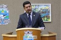 Presidente da Câmara fala hoje em reunião da Acifi sobre os trabalhos do Legislativo
