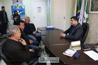 Presidente da Câmara recebe Comtur e discute ações para melhoria do Turismo