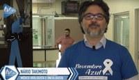 Programa Opinião com Médico Nário Takimoto aborda saúde do homem