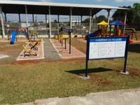 Quadra de esportes do Parque Imperatriz é reformada com emenda da vereadora Nanci