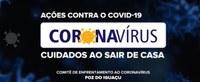 Recomendações do Comitê de Enfrentamento ao Coronavírus - Foz do Iguaçu
