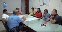 Reunião com prefeito e vereadores define comissão que vai estudar soluções para entraves do Distrito Industrial