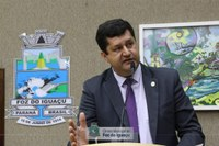 Rogério Quadros inclui no orçamento verbas para saúde, esporte e entidades de atendimento social