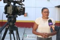Rosane Bonho define verbas para saúde, academias públicas e ajuda financeira para entidades