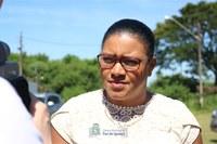 Rosane Bonho requer ao governador Ratinho reforço na Patrulha Escolar