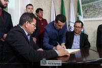Rudinei de Moura foi reconduzido ao cargo de Vereador