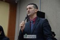 Rudinei de Moura pede informações sobre aquisição de vale transporte na prefeitura