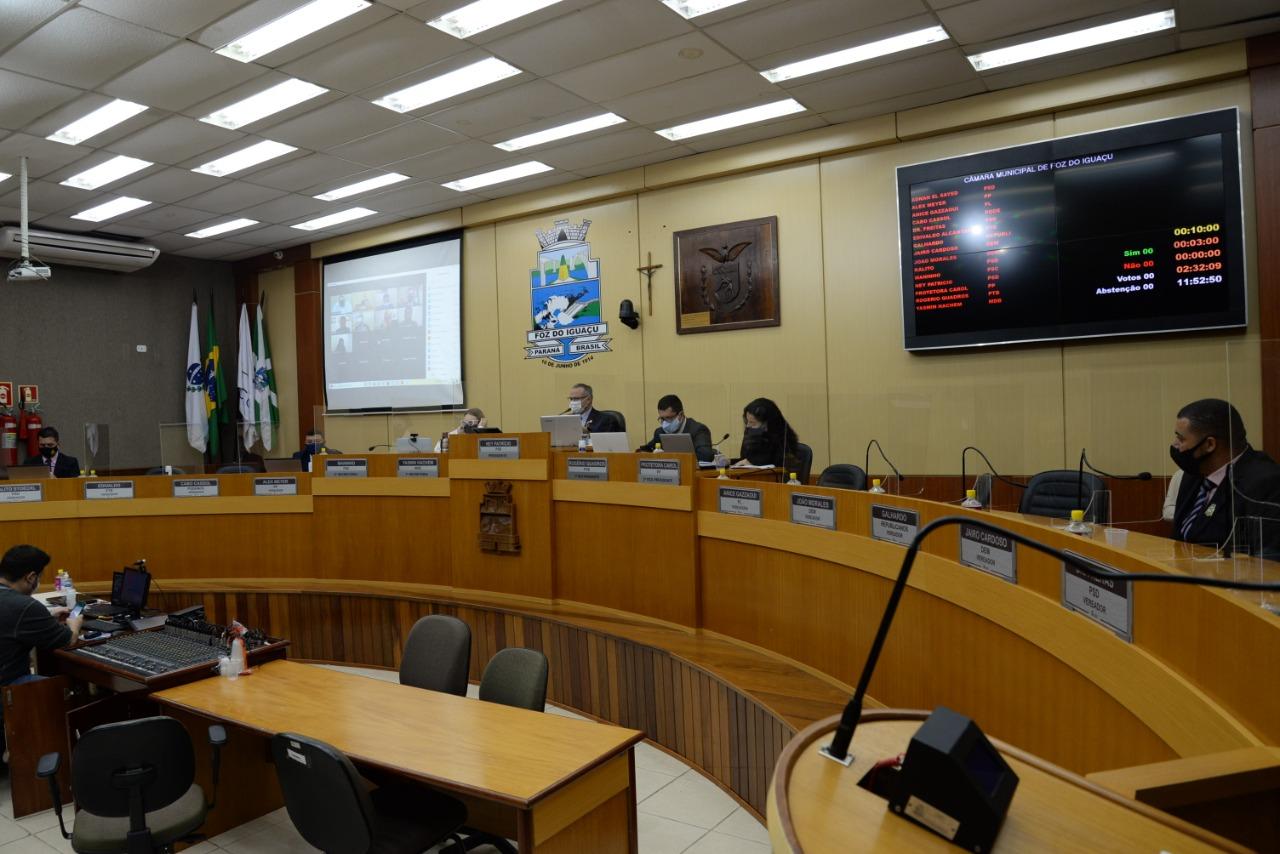 Saúde e causa animal dominam pauta da sessão de quinta (06/05) na Câmara de Foz