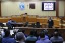 Secretário responde na Câmara reivindicações sobre segurança pública