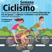 Semana de incentivo ao ciclismo já está valendo!
