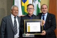 TV Naipi Rede Massa / SBT é homenageada na Câmara Municipal de Foz