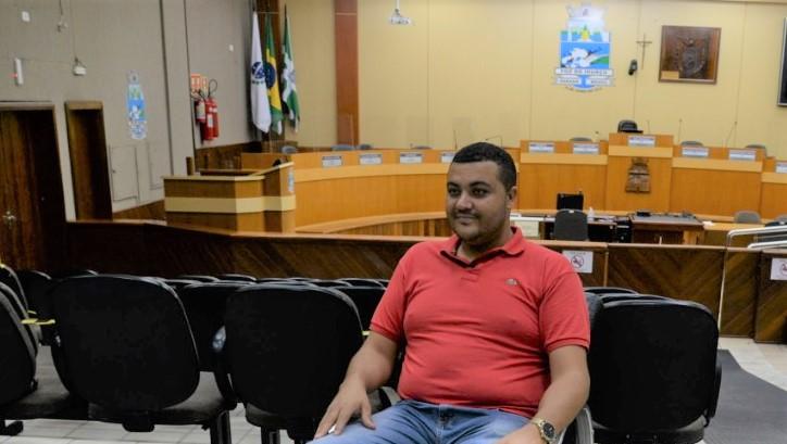 Vereador Jairo Cardoso dialogou sobre a luta pelo Cmei em tempo integral e outras bandeiras do mandato