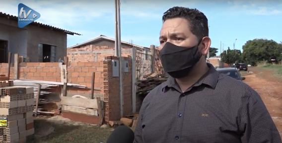Vereador João Morales pede informações sobre energia elétrica no bairro São Roque