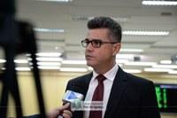 Vereador Luiz Queiroga busca soluções para casos de perturbação do sossego e alta velocidade no trânsito