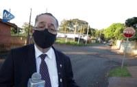 Vereador sugeriu e Executivo atendeu melhorias em ruas de bairros