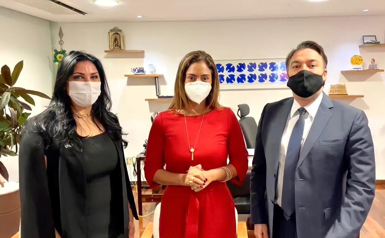Vereadora Anice buscou mais repasse do SUS ao município