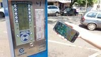 Vereadora Inês Weizemann propõe Zona Azul Digital em estacionamento regulamentado de Foz do Iguaçu