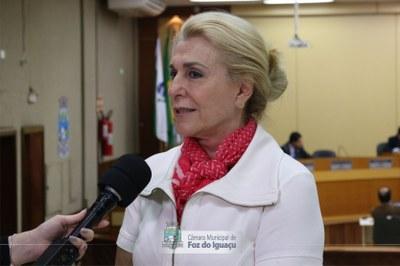 Vereadora Nanci apresenta projeto pelo dia municipal de conscientização sobre epilepsia