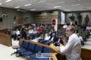 Vereadores e universitários acompanham prestação de contas da prefeitura
