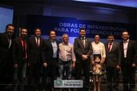 Vereadores participam de evento com Ministro Valter Casimiro