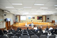 Vereadores recebem secretária de educação e dialogam sobre atividades e desafios da pasta