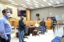 Vereadores se reúnem com prefeito para socorrer guias, motoristas do turismo e transporte escolar