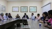 Vereadores se reúnem com secretários para definição de emendas impositivas ao orçamento de 2019
